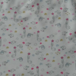 Cielo pink 204276 Muster
