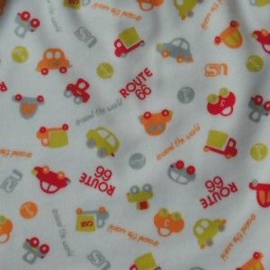 Route orange 204114 Muster